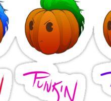 Punkin Sticker Set! Sticker