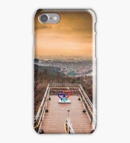 Over the world iPhone Case/Skin