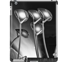 Solar Trees in the Wind iPad Case/Skin