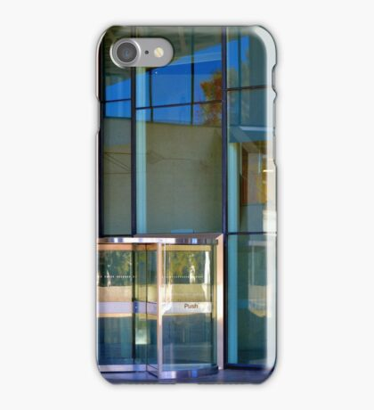 National Gallery Canberra iPhone Case/Skin