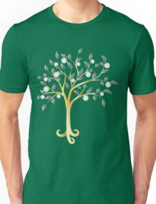 Jeweled Tree Unisex T-Shirt