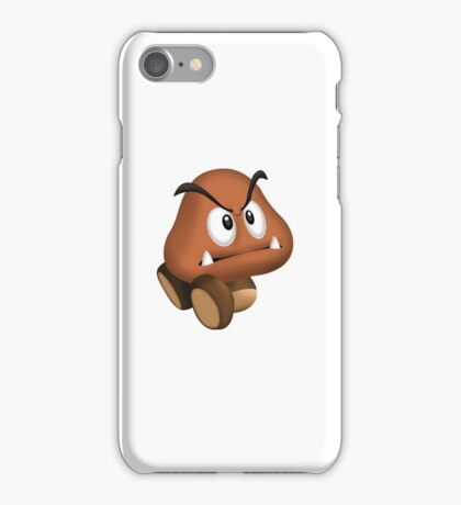 Goomba! iPhone Case/Skin