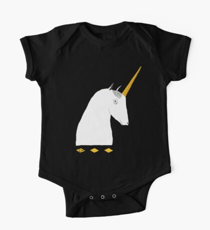 Skeptical Unicorn  Kids Clothes