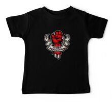 Zombie Revolution! -red- Baby Tee