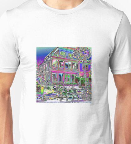 Carriage tour Charleston Unisex T-Shirt
