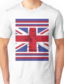 GREAT BRITAIN 3 Unisex T-Shirt