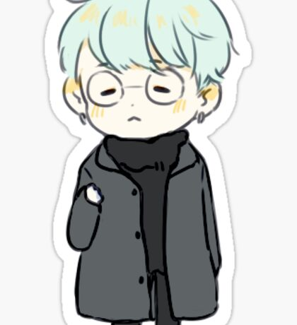Pocket Sized Suga Sticker