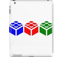 Brick Tricolour Design iPad Case/Skin