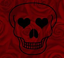 Skull & Roses II by soffify