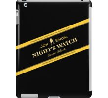 KEEP WATCHING iPad Case/Skin