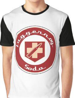 Juggernog Perk Logo Graphic T-Shirt