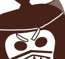 Kakamora (Horn headed) - Moana Sticker