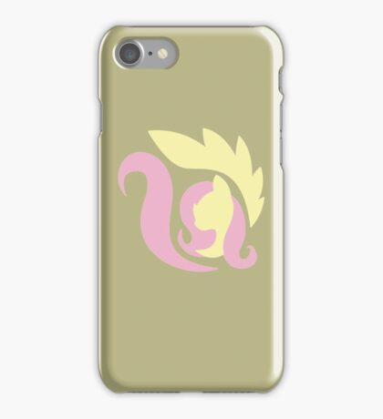 Emblem of Harmony - Fluttershy iPhone Case/Skin