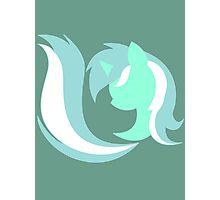 Emblem of Harmony - Lyra Heartstrings Photographic Print