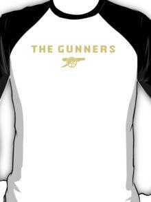 The Gunners Arsenal T-Shirt