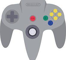 Nintendo 64 Controller Design by LankySandwich