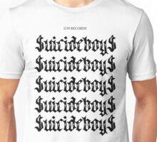 $uicideboy$ G59 Trap Trill Black Logo Unisex T-Shirt