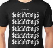 $uicideboy$ G59 Trap Trill White Logo  Unisex T-Shirt