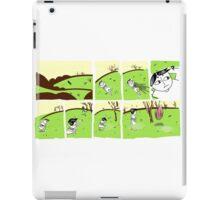 Green Fields iPad Case/Skin