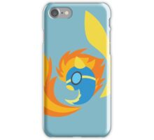 Wonderbolts - Spitfire (Uniform) iPhone Case/Skin