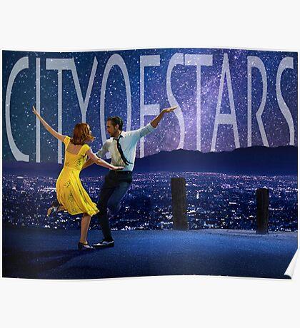 City of Stars Poster
