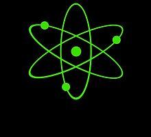 Sheldon Cooper Atomic Genius by Ryuzo71