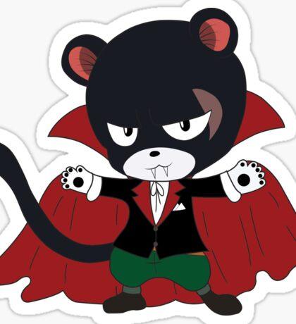 Pantherlily (Vampire Costume) - Fairy Tail Sticker