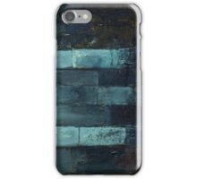 Abstract Bricks iPhone Case/Skin