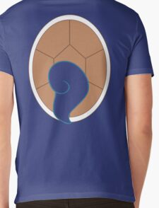 Squirtle Tail Mens V-Neck T-Shirt