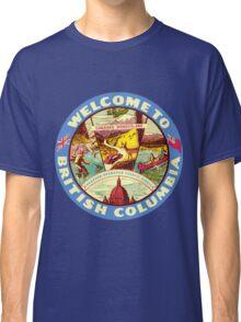 BC Thompson Okanagan  Classic T-Shirt