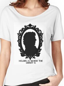 BBC Sherlock Holmes Cameo Women's Relaxed Fit T-Shirt