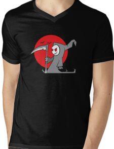 The Reaper Mens V-Neck T-Shirt