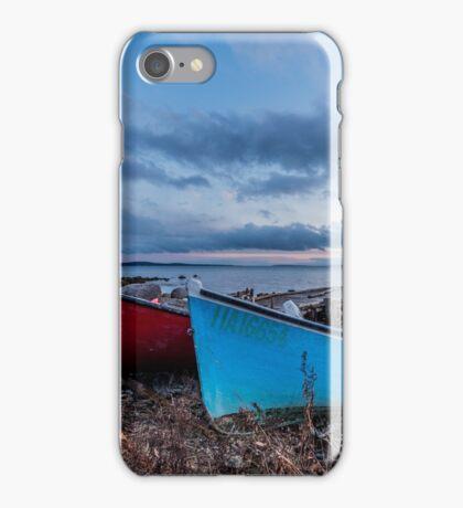 East Chester Sunsert iPhone Case/Skin