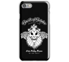 Beasts of Burden Biker Club iPhone Case/Skin