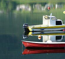 Calm Waters by Lynn Bolt