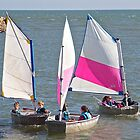 Sailing by John Thurgood