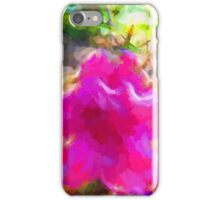 Pink and Lavender Flower iPhone Case/Skin