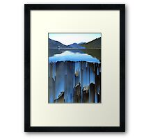 Sounding Framed Print