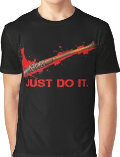 Negan - Just Do It Graphic T-Shirt