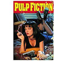 PULP FICTION Photographic Print