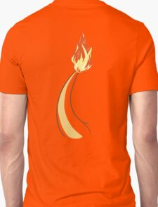 Charmander Tail Unisex T-Shirt