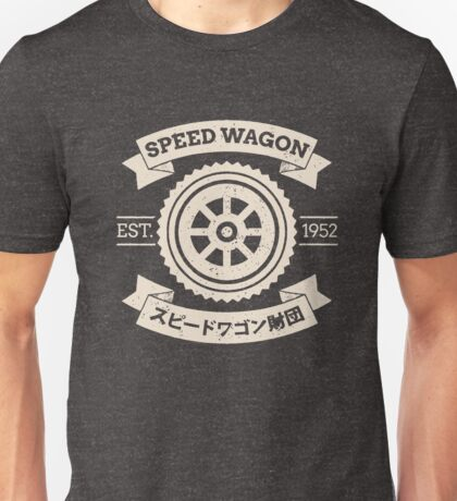 SPW - Speed Wagon Foundation shirt Unisex T-Shirt