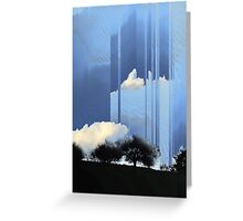Updraft Greeting Card
