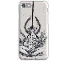 Cold nature iPhone Case/Skin