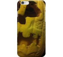 Spooky Pumpkin iPhone Case/Skin