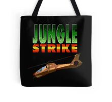 Jungle Strike (Genesis Title Screen) Tote Bag