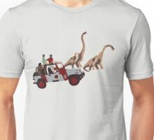They Do Travel in Herds Unisex T-Shirt