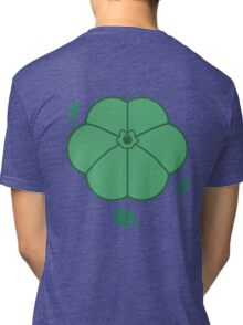 Bulbasaur Back Tri-blend T-Shirt