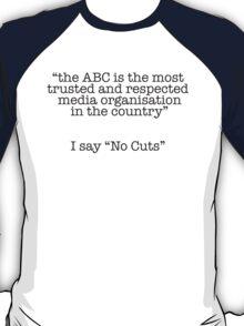 love the ABC T-Shirt