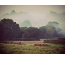 Somerset Autumn  Photographic Print